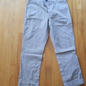 The Sutton chinos by J. Crew
